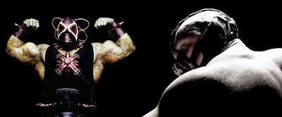 Comparación del Bane de Nolan con el Bane de Joel Schumacher en 'Batman y Robin'
