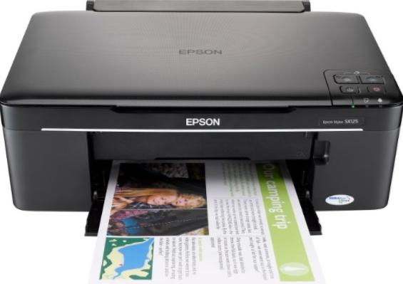logiciel dinstallation imprimante epson stylus sx125 gratuit