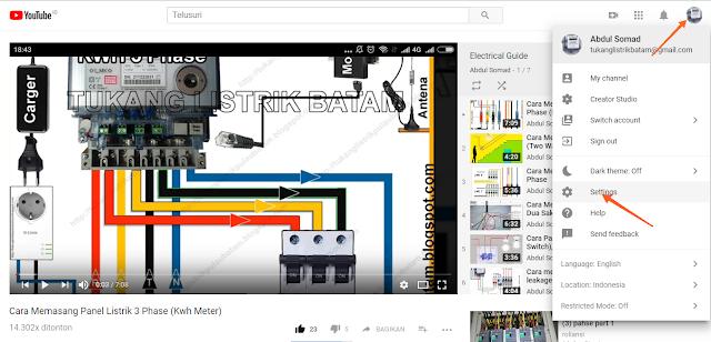 Cara Mengetahui Id Channel Youtube gambar 2