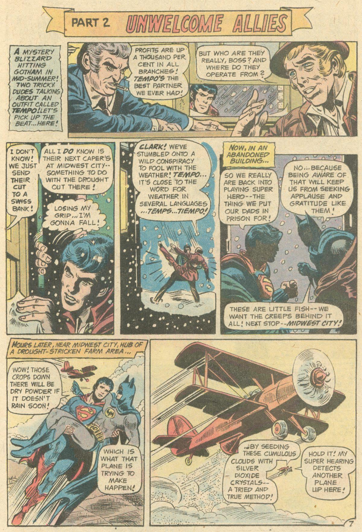 Read online World's Finest Comics comic -  Issue #231 - 11