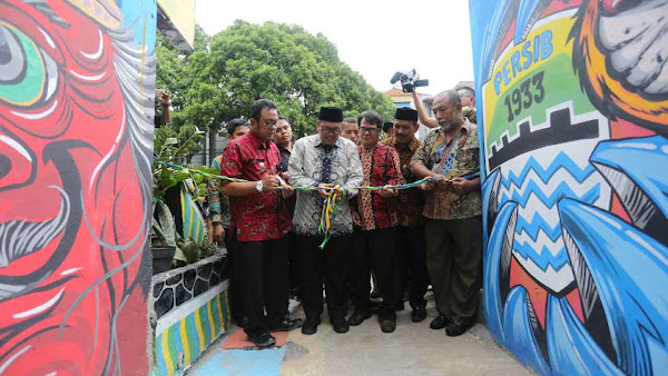 Kota Bandung Targetkan Nol Persen Kawasan Kumuh di Tahun 2019
