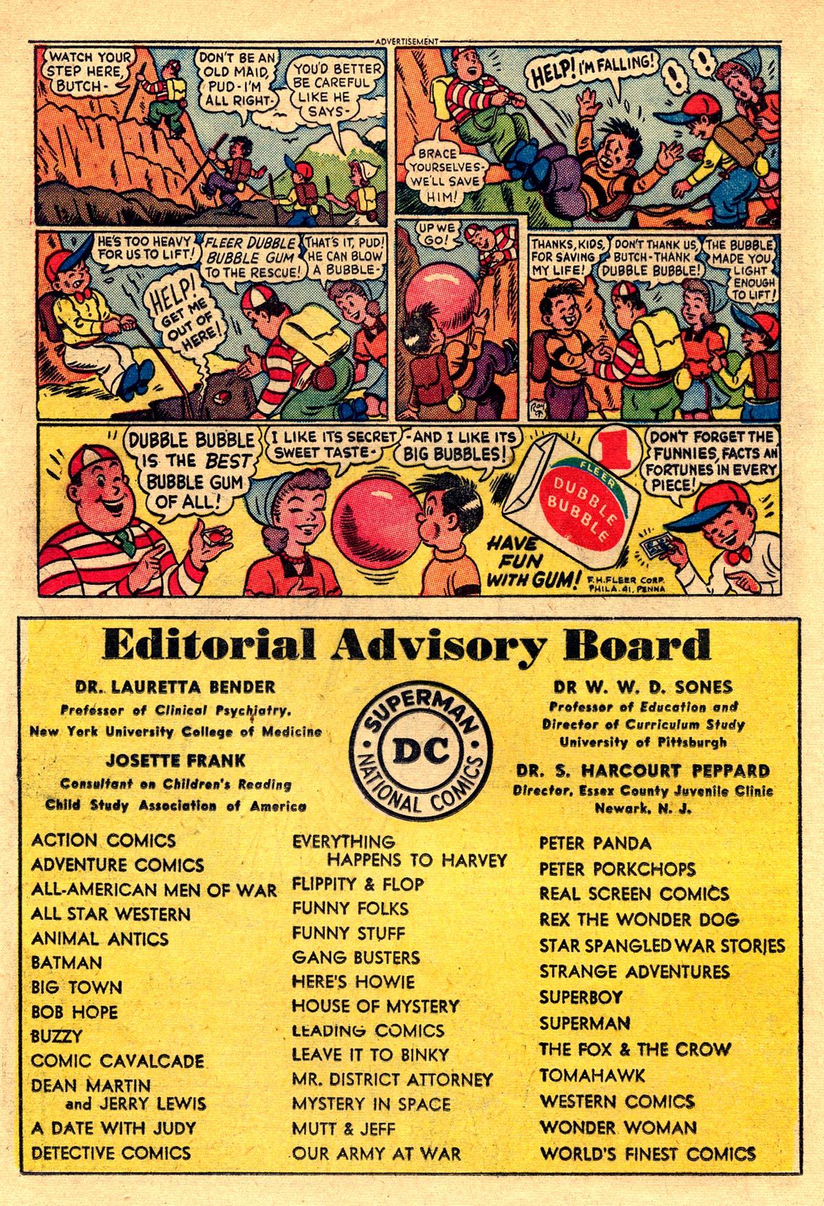 Read online Detective Comics (1937) comic -  Issue #203 - 16