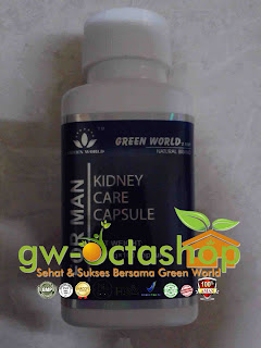 Green World Kidney Care Capsule For Man