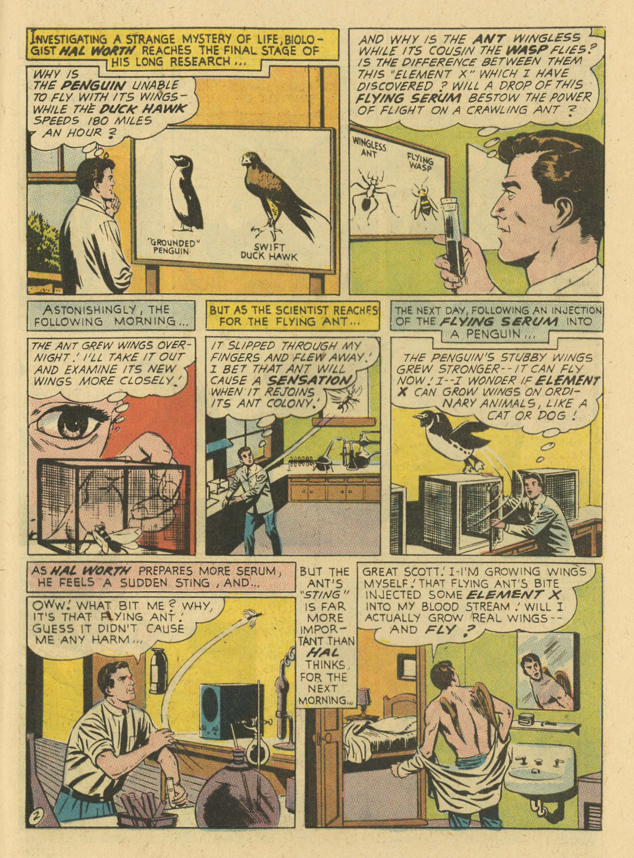 Hawkman (1964) issue 24 - Page 29