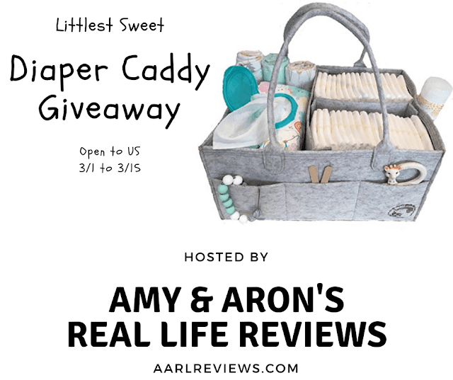 Caddy Giveaway