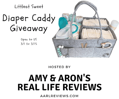 Diaper Caddy Giveaway