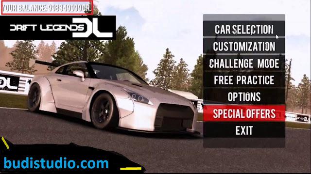 Download Drift Legends v1.5 MOD APK (Unlimited Money)
