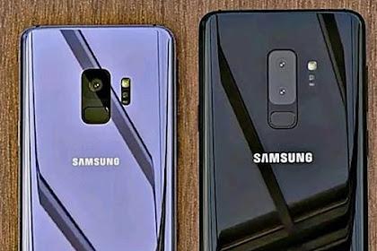 Wujud Mewah Samsung Galaxy S9 dan S9+