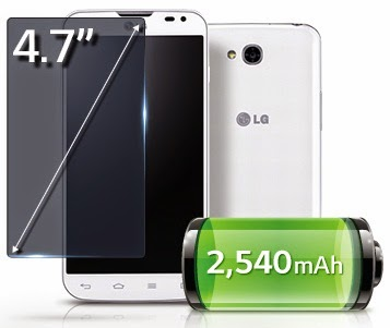 LG L90 Dual SIM D410 4.7 True IPS Display
