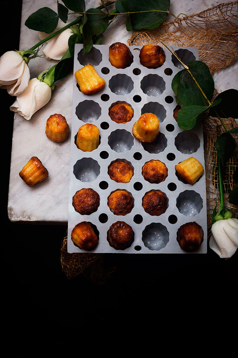 MINI CANNELES BORDELAIS