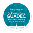 The much awaited GUADEC, 2016
