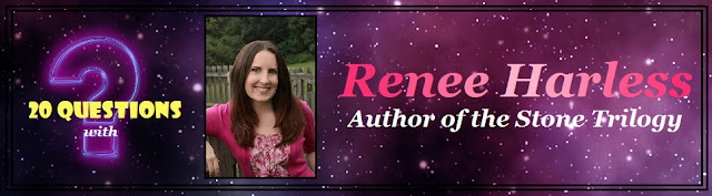 [20 Questions] RENEE HARLESS @Renee_Harless