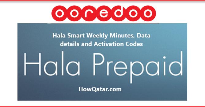 🔥 Ooredoo launches Hala Weekly Packs - gulf-times com