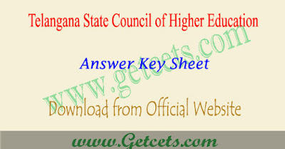 TS ICET Key Paper 2020-2021 download pdf, result date