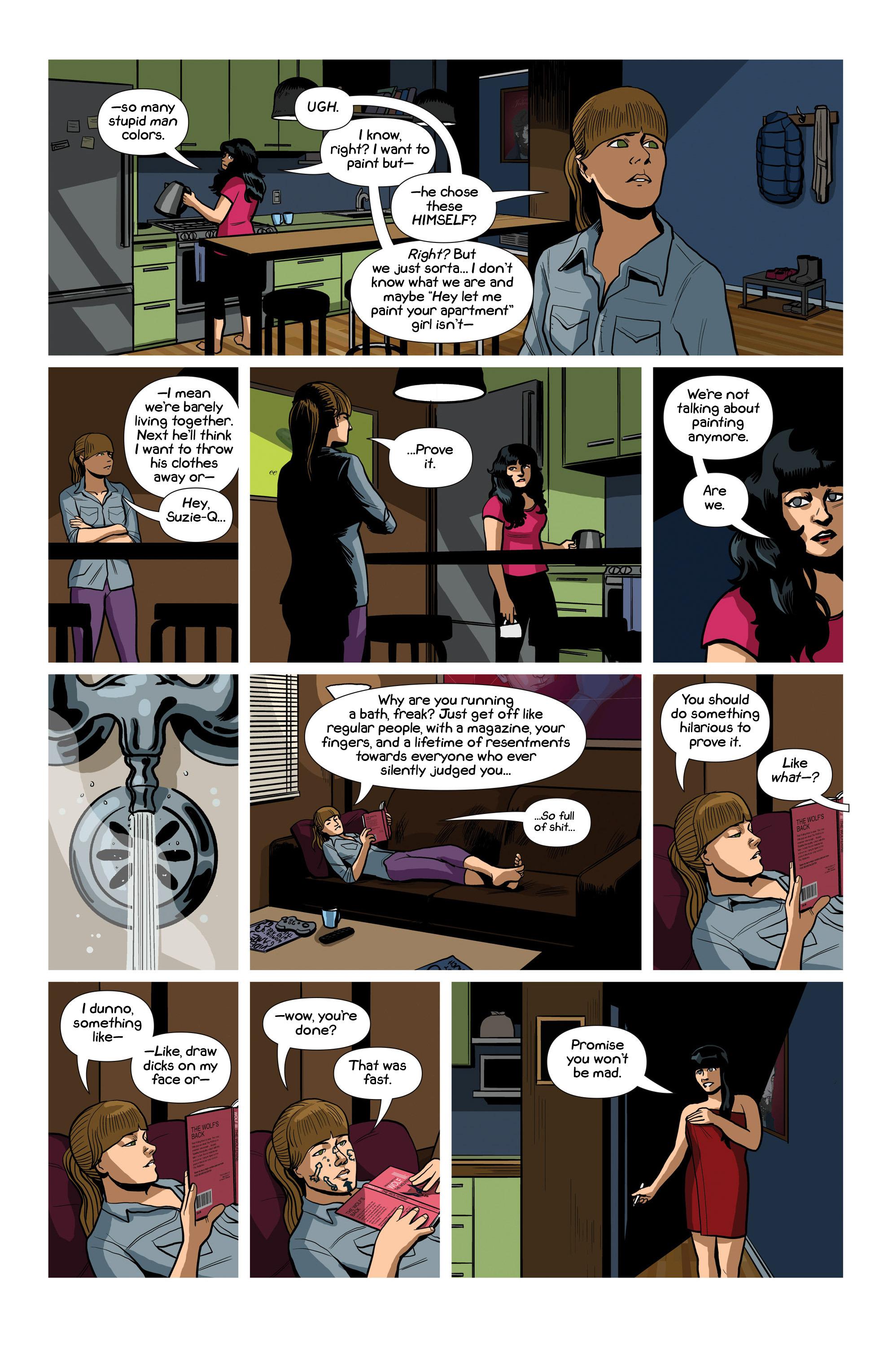 Read online Sex Criminals comic -  Issue #7 - 7