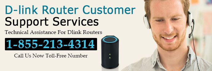 Dlink Customer Support Services