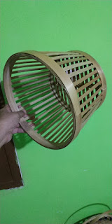 Produsen Kerajinan Bambu