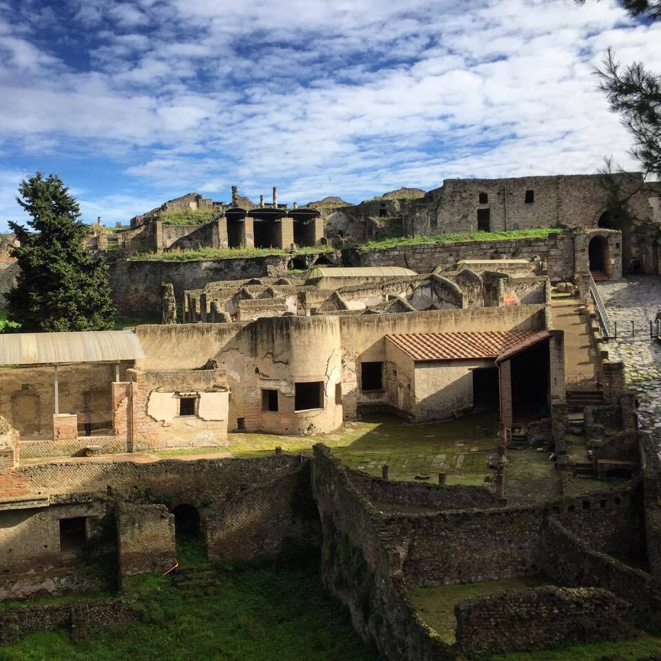 A Life in Marrakech: Frozen in time - the ancient Pompeii