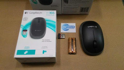 Mouse Wireless (Mouse Tanpa Kabel)