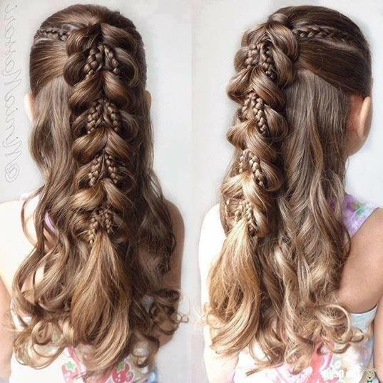 20 Cool Braided Hairstyles For Girls Daily Hairstyles Ideas Tips And Tricks