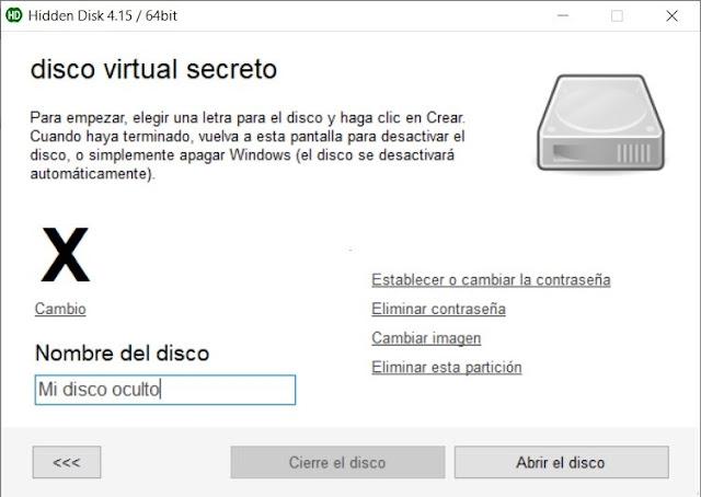 Cyrobo Hidden Disk Pro imagenes