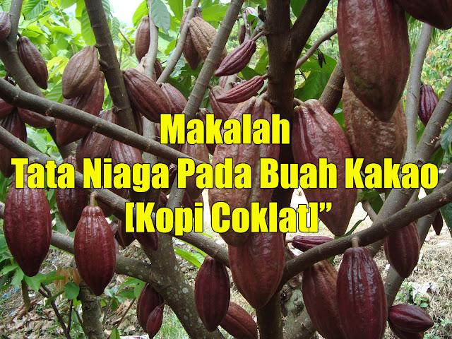 Tata Niaga Pada Buah Kakao