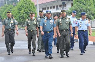 Kasum TNI : Siswa Seskoad Harus Ikuti Perkembangan Ancaman Global