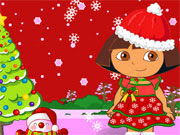 Dora Christmas Games