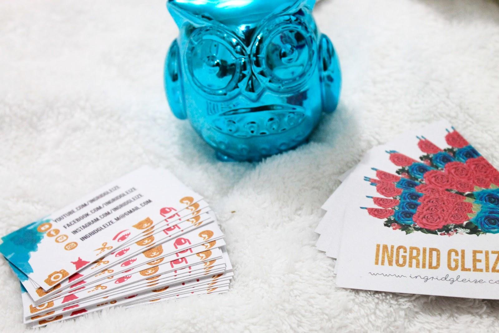 cartões de visita, onde comprar online, pra que cartões de visita, dicas para blogueiras,onde fazer cartão barato, ingrid gleize, printi