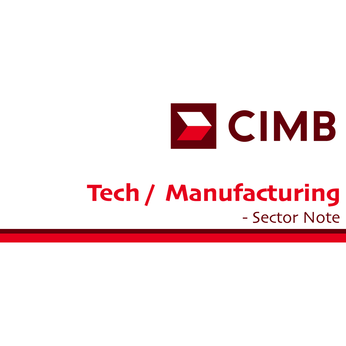 Navigating Singapore ~ Tech/manufacturing and others - CIMB Research 2016-12-05: Revival of the EMS industry