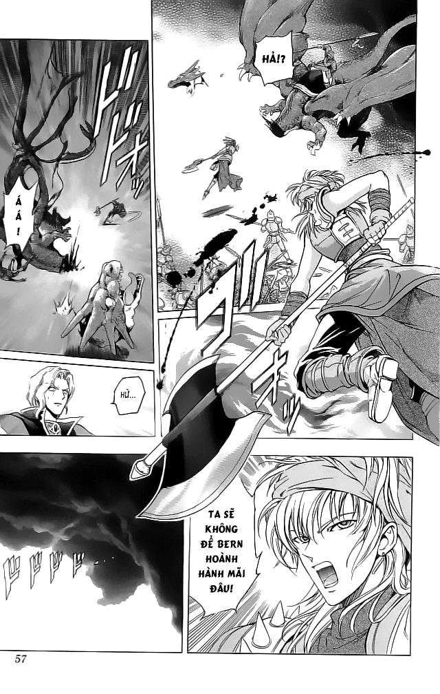 Fire Emblem - Hasha no Tsurugi chap 030 trang 10