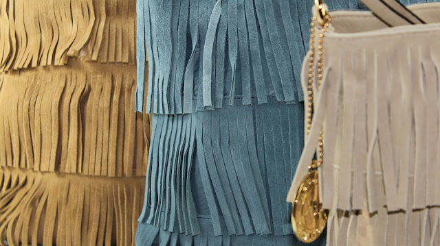 Fringe Bags | Accessories | Fashion | Style | Fringe Bag Stock Photo