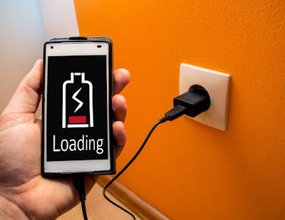 Tips Mempercepat proses Charging Ponsel