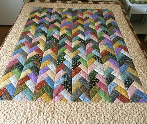 Prairie Braid Quilt - Free Pattern