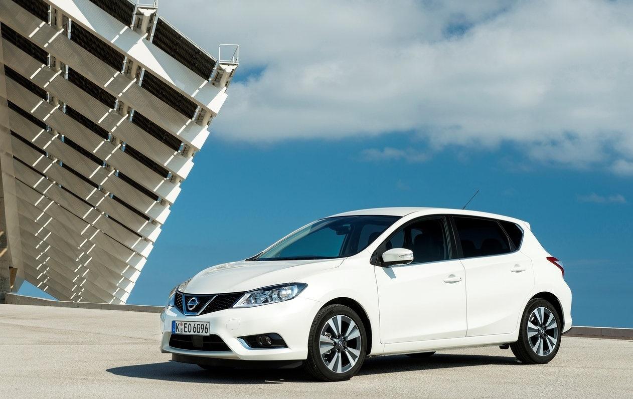 Η Nissan προσφέρει το PULSAR με 5 χρόνια ΔΩΡΕΑΝ Service και Οδική Βοήθεια