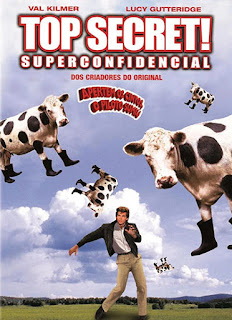 Top Secret!: Superconfidencial - HDRip Dual Áudio
