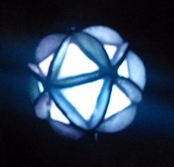 0 cara membuat lampu bola kardus