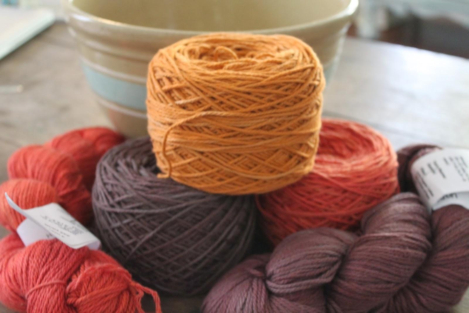 Knitting Cottage: Fall Yarns