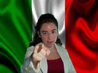 Silvana Calabrese bandiera italia blog La scorribanda legale