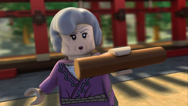 Lego DC Comics Superheroes: Justice League – Gotham City Breakout - Latino - 1080p - Captura 4