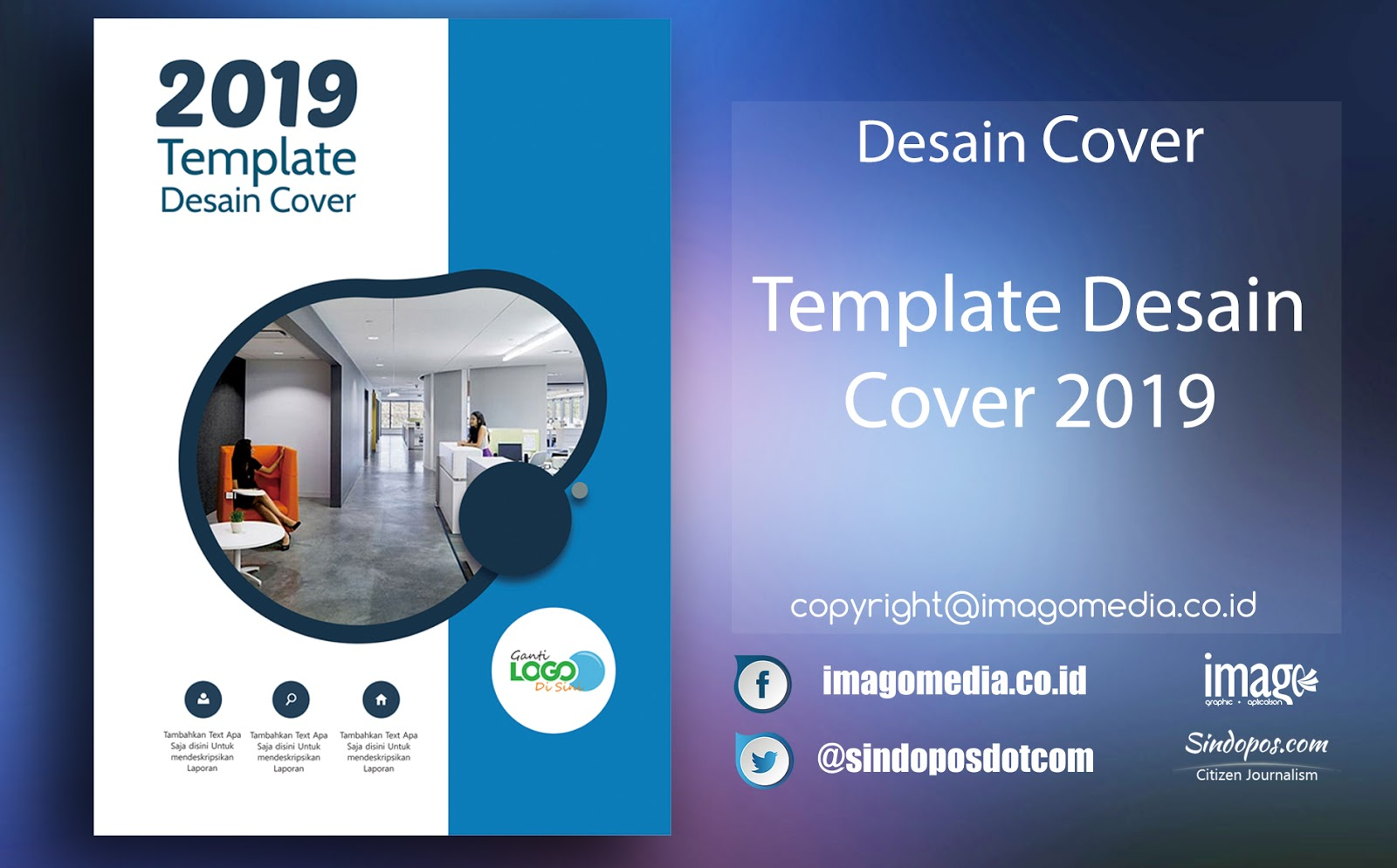 Download Desain Cover  Terbaru 2019 Keren Terbaik