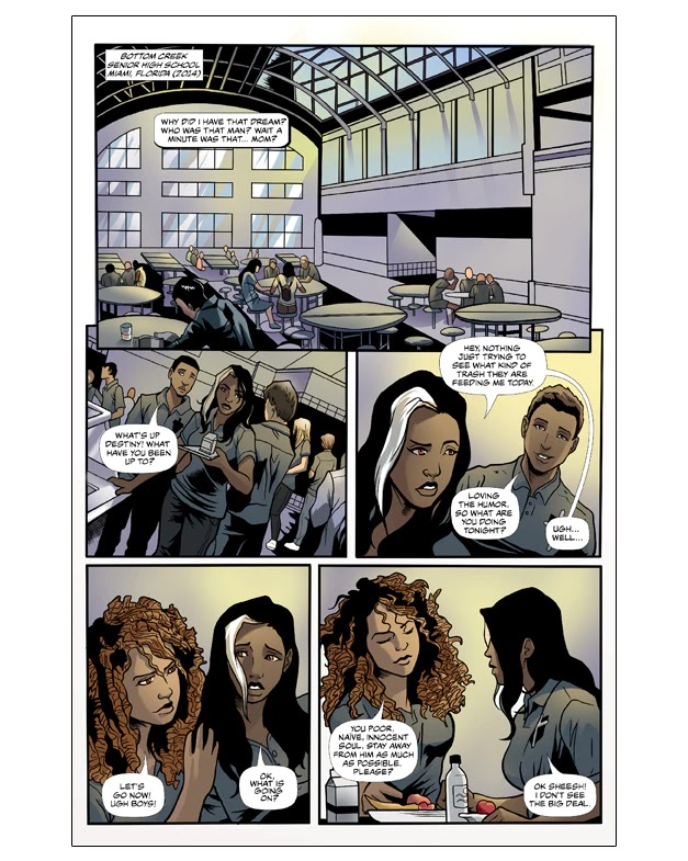 Comic Frontline: Kickstart the Week(end) with Spirit's