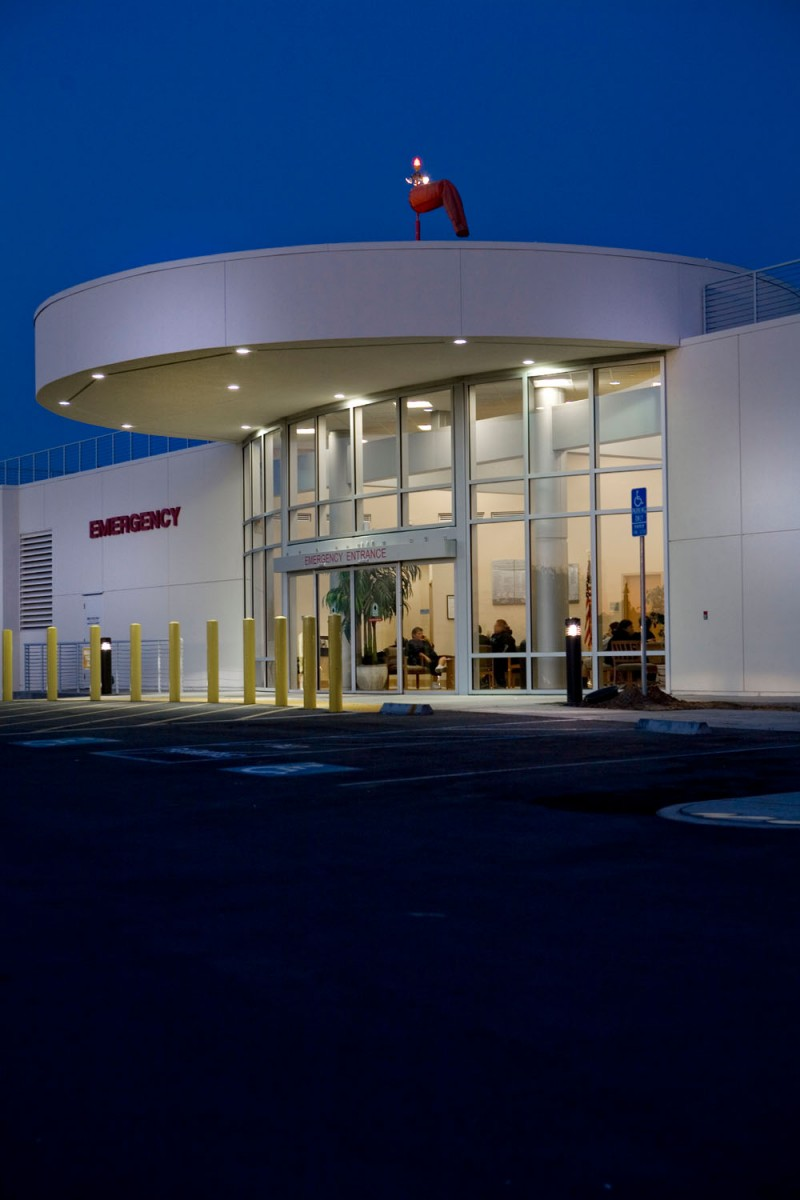 Trauma Room Design: The New State-of-the-art Emergency Department In Santa