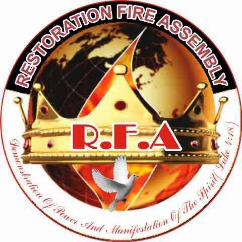 TOTAL RESTORATION OUTREACH MINISTRIES a k a RESTORATION FIRE