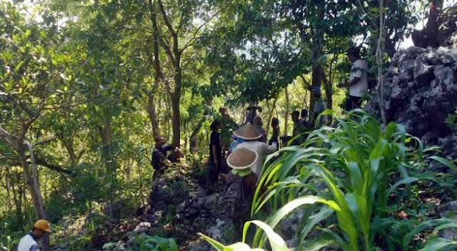 Yuk Bersama Kita Menolak Ekplorasi Kawasan Eco Kars Gombong Selatan