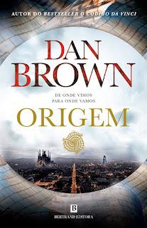 Origem, Dan Brown, Melhores Livros 2017