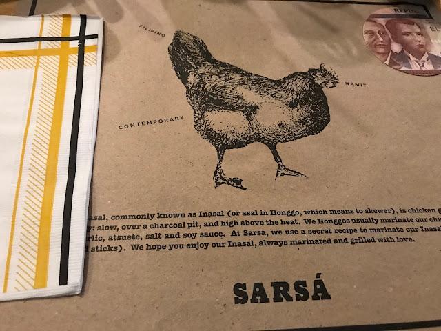 Sarsa Restaurant