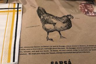 Sarsa Kitchen + Bar in Mall of Asia