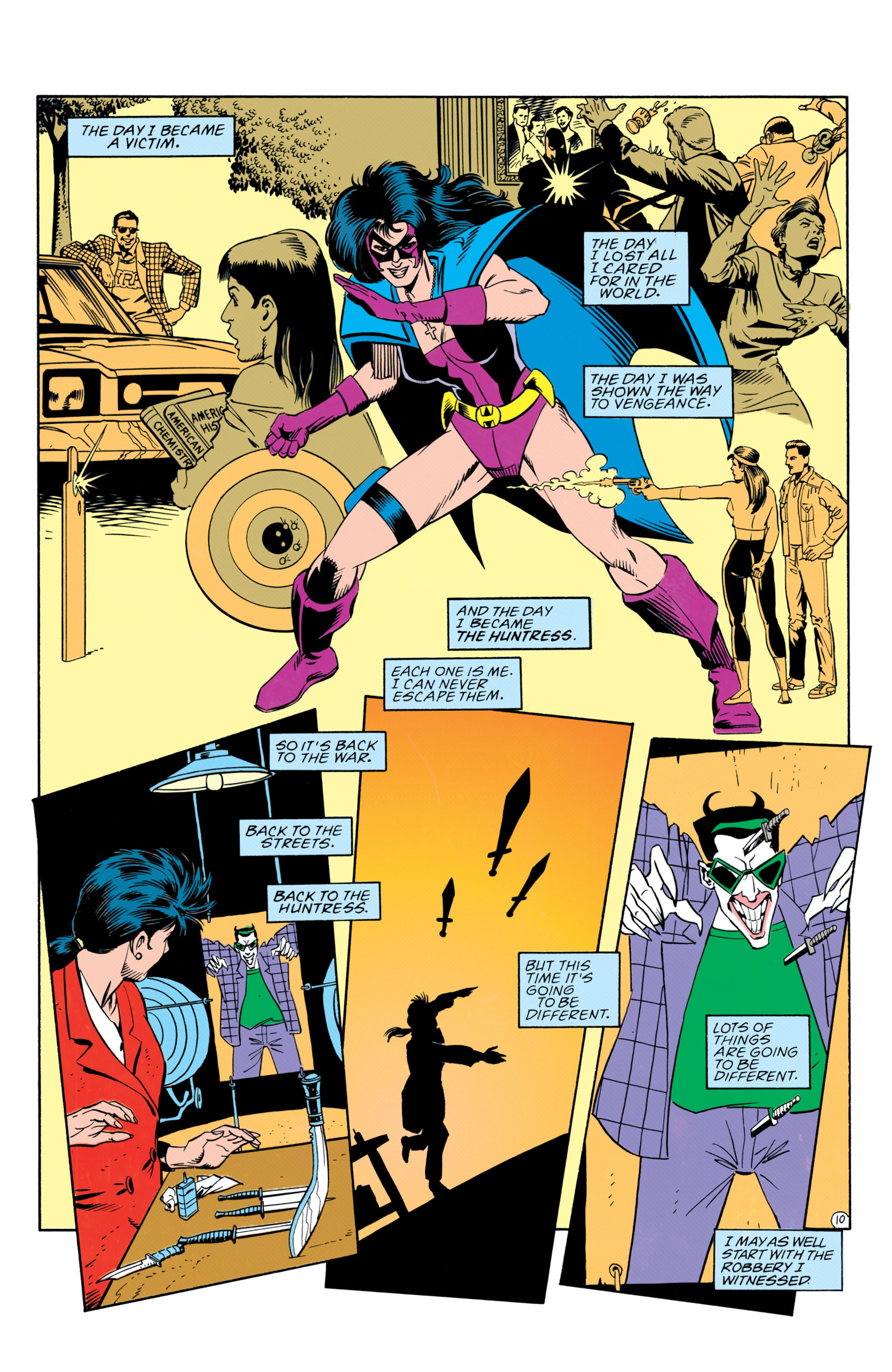 Detective Comics (1937) 652 Page 10
