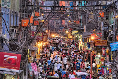 Best places to visit In Delhi, Chandni Chowk